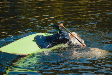 Kayak Wet Exit