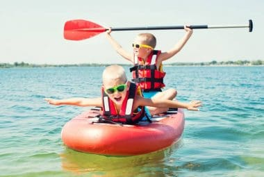 Kids Paddle Board