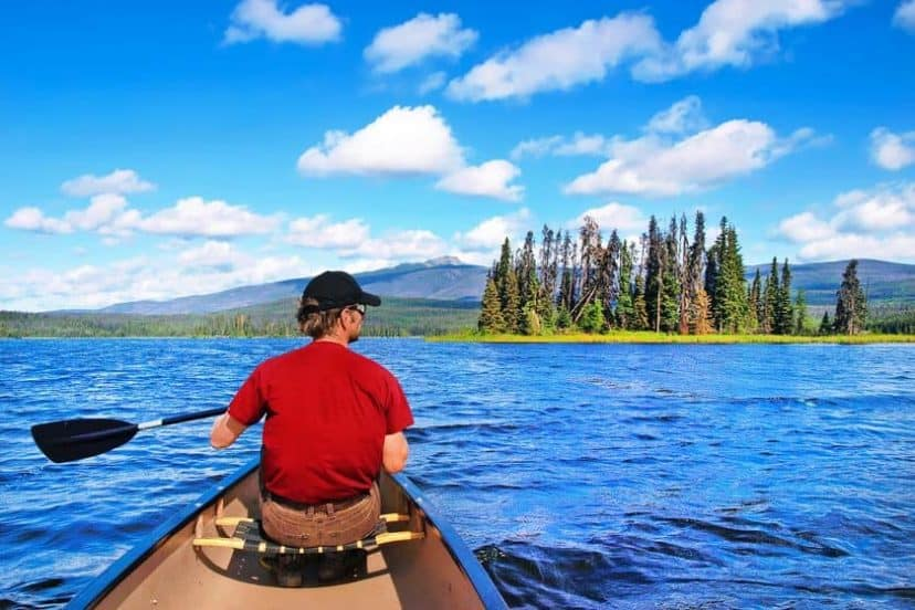 Lightweight Canoe