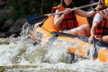 What To Wear White Water Rafting