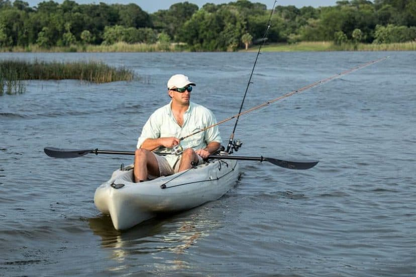 Fishing Kayak With Pedals