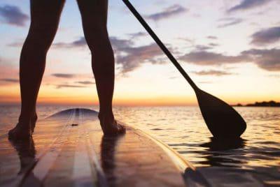 Paddle Boarding San Diego