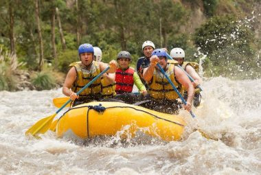 White Water Rafting California