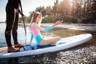 Beginnerpaddleboard