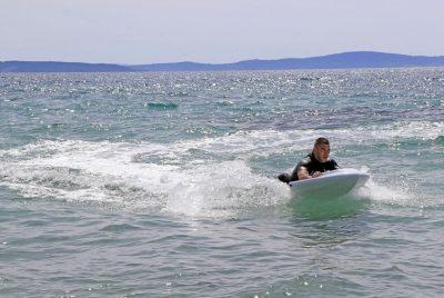 Motorizedpaddleboard
