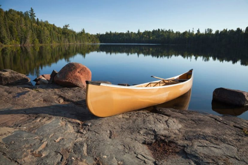 Parts Of A Canoe
