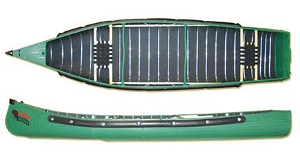 Radisson canoe