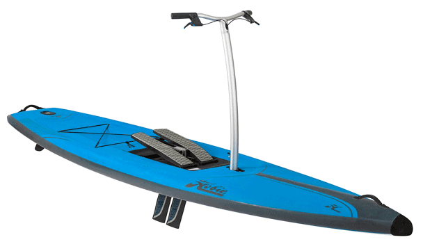 Motorized paddle board